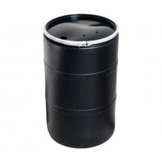 Drum w/Drilled Lid & Lock 55 Gallon