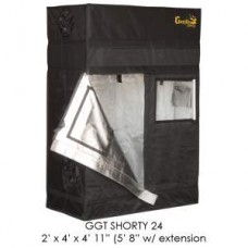 "Gorilla Grow Tent SHORTY w/ 9"" Extension Kit 2'x4'"