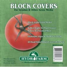 "Rockwool Block Cover 6"""