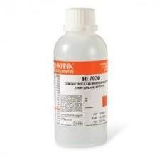12880 S/ cm conductivity solution