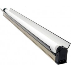 T5 Strip/Reflector Fixture w/Lamp 4ft