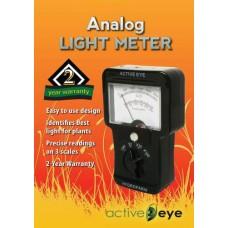 Analog Light Meter (Footcandles)