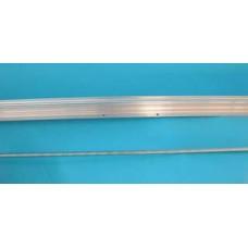 Add A Lamp Slave - 6' (6' Push Rod/6' Rail)