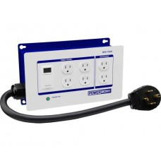6 Light Controller connects to 240V and provides 1