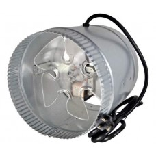 "Duct Fan,   8"" 210 CFM"